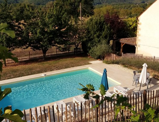 France Vacation Rental Swimming pool
