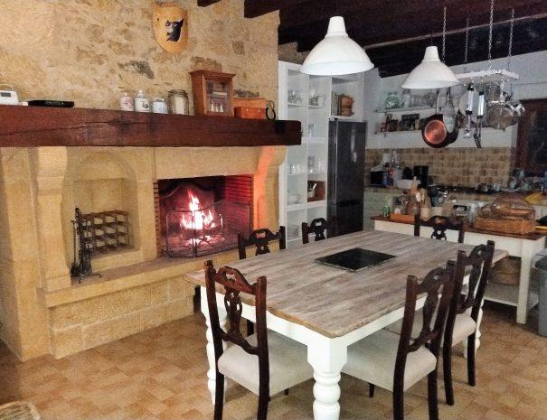 Villa Perigord Kitchen Diner