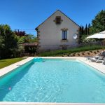 Dordogne Villa with Pool