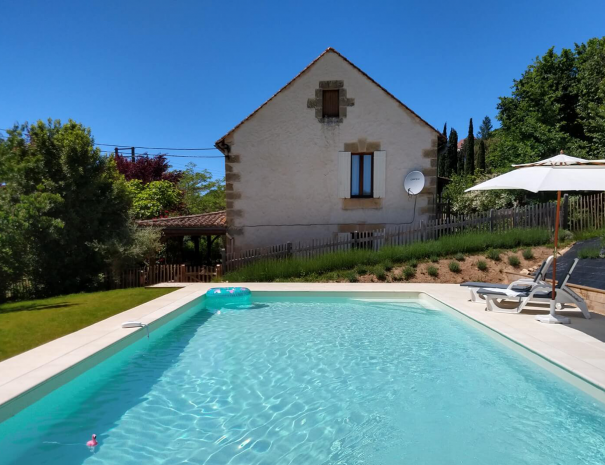 Villa with pool in Dordogne
